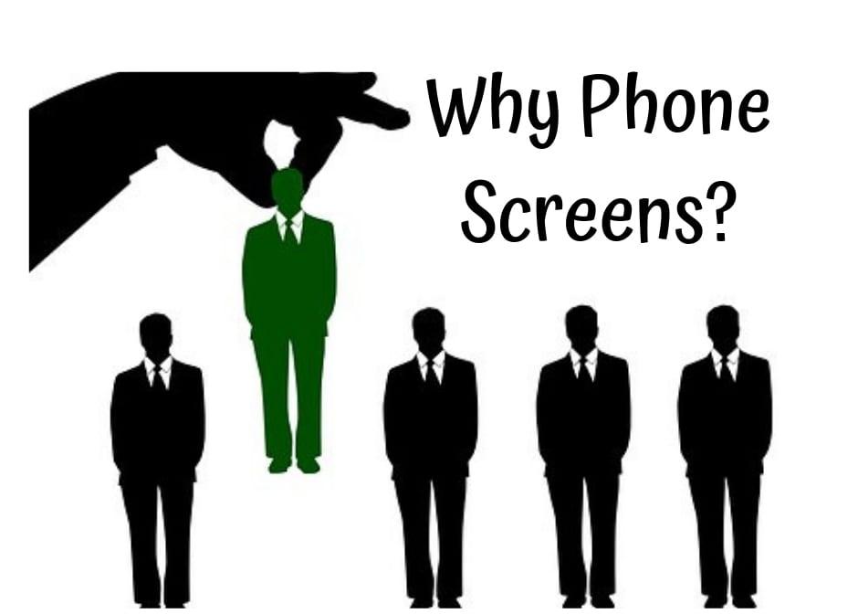 Candidate Phone Screens