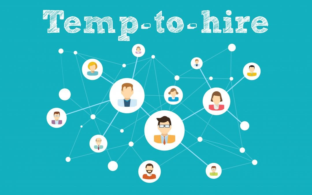 Moore To The Point: Temp-to-hire, What is That?