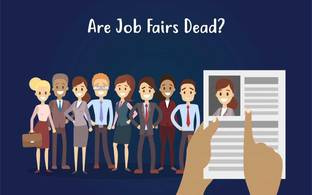 Are Job Fairs Dead?