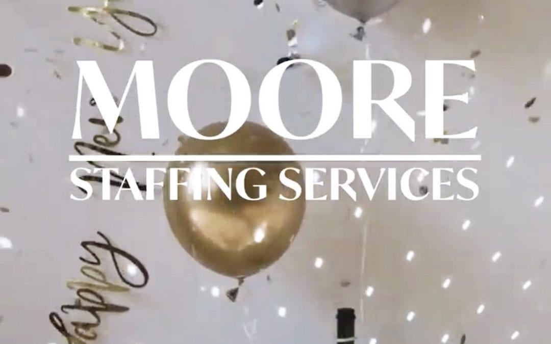 Moore Staffing Year in Review